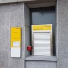 Sicherheits-Postschalter
